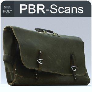 3D 34 satchel