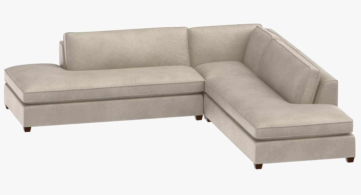 Contemporary Corner Sofa