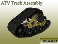 track atv 3D