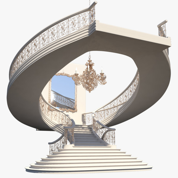 staircase x4 model