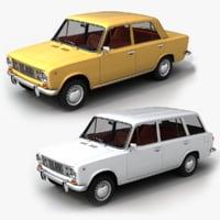 VAZ Lada 2101 + 2102