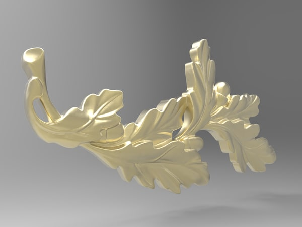 3D cnc print
