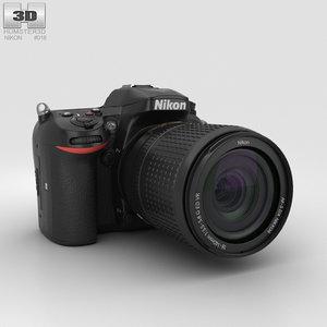 nikon d7200 7200 model