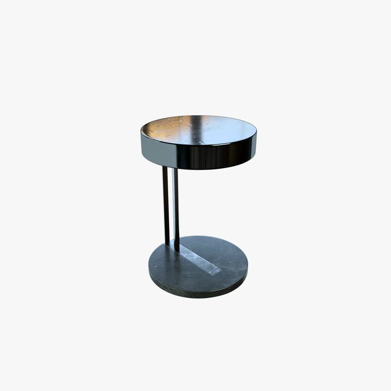ralf night table 3D