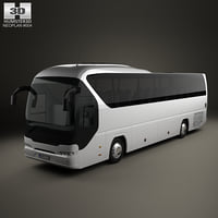 3D neoplan tourliner shd