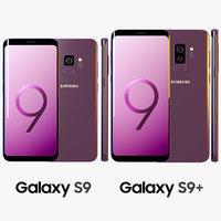 3D samsung galaxy s9