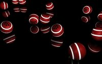 red ball 3D model