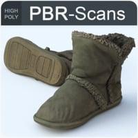 3D 143 boot hi model