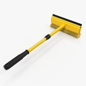 auto squeegee 3D model