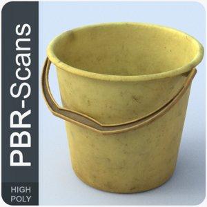 149 bucket hi 3D model