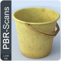 3D 149 bucket sm model