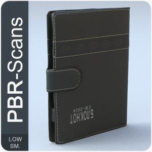 3D 151 notebook