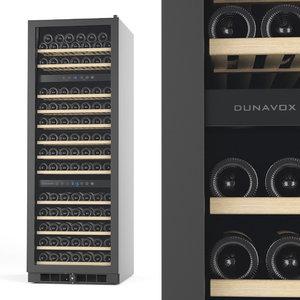 dunavox wine 3D