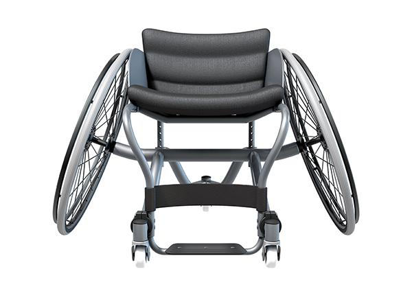 3D sports wheelchair