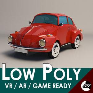 blender virtual reality 3D model