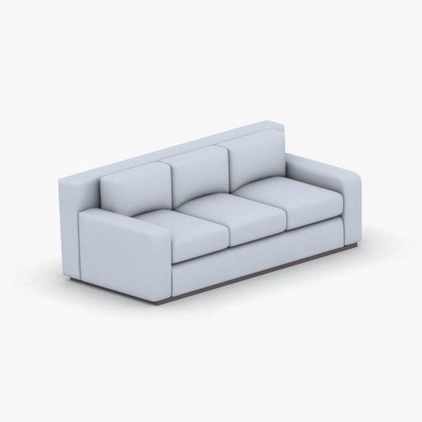 - interior sofa model