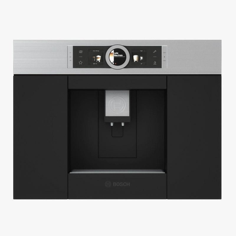 fully automatic espresso model