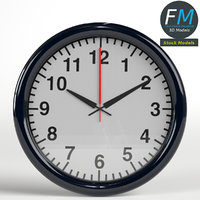Office Wall Clock 1