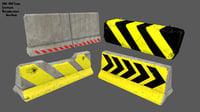 barrier 8 model