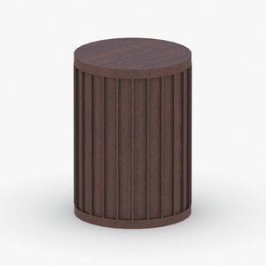3D - chair table model