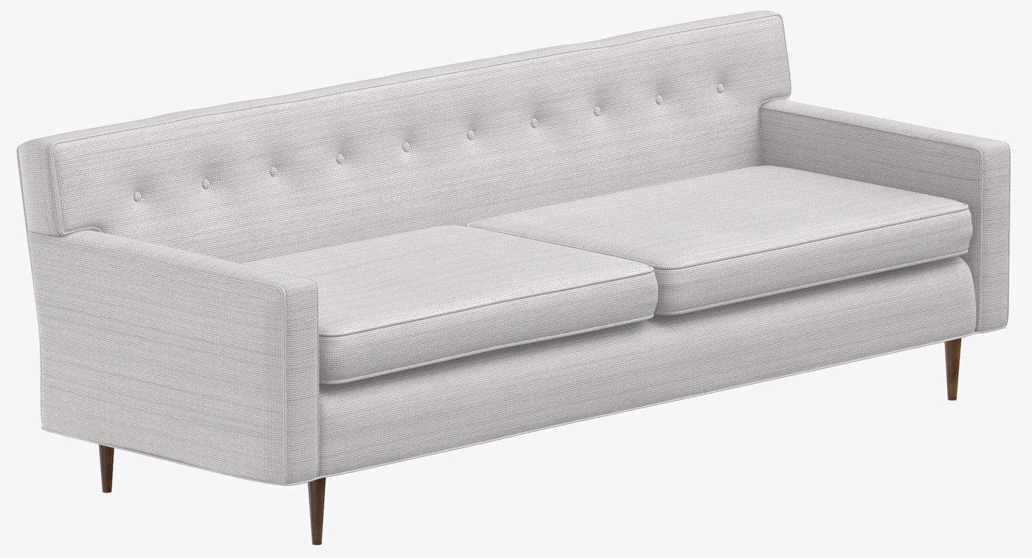 modern 4 seater sofa model