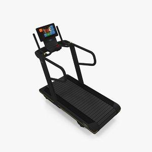 3D skillrun cardio run gym