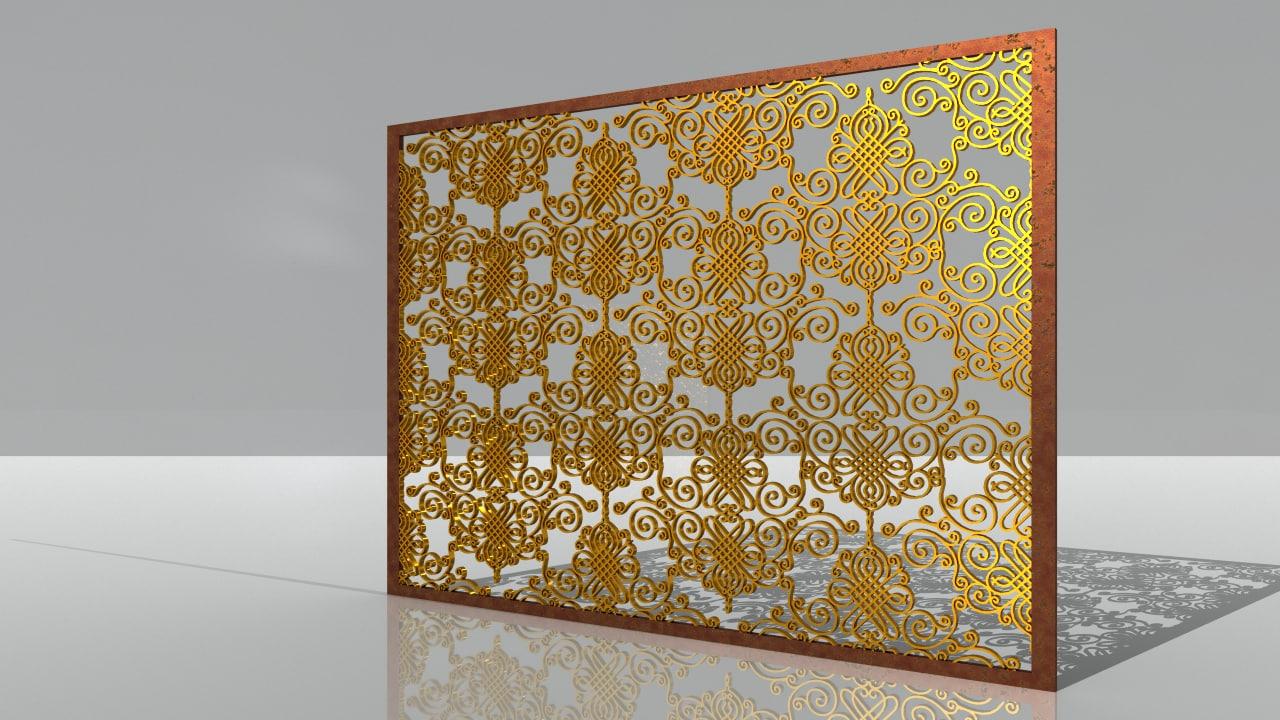 art decor 3D