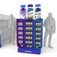 Product Display store