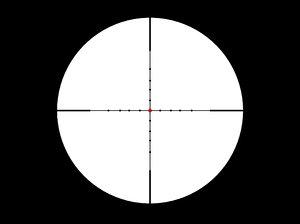 3D sniper peep peephole model