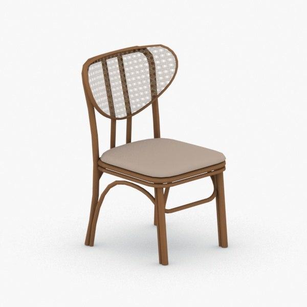 - chair stool model