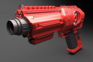 3D gun cycles