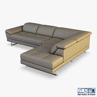 3D b796 sofa