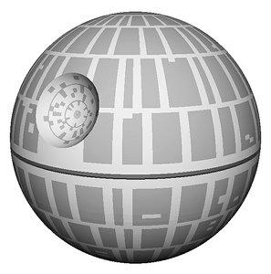 deathstar space 3D