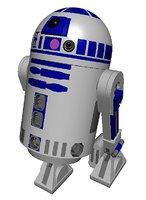 3D r2 droid