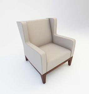chair furniture model