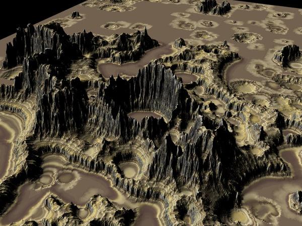 diremoon maps games 3D