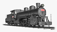 Steam Locomotive LDT103