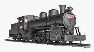 ldt103 locomotive 3D model