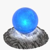 magic ball 3D model