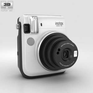 3D model fujifilm fuji film