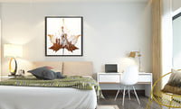 bed room v2 3D model