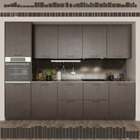 kitchen method ikea ekestad 3D model