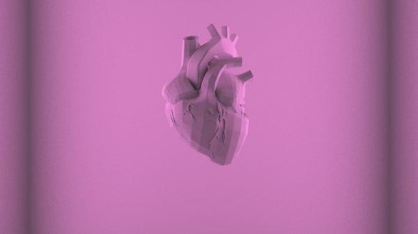 simple heart model