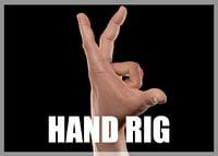 Hand Rigged