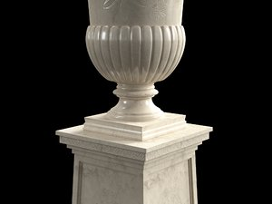 medici vase 3D