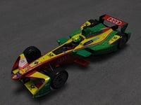 Formula E AutoUnion Sport ABT