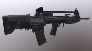 vhs military 3D
