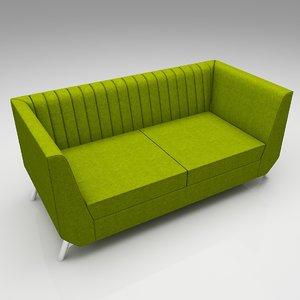arm chair armchair 3D model