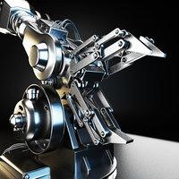 Robotic Arm mK1