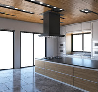 kitchen nterior 3D
